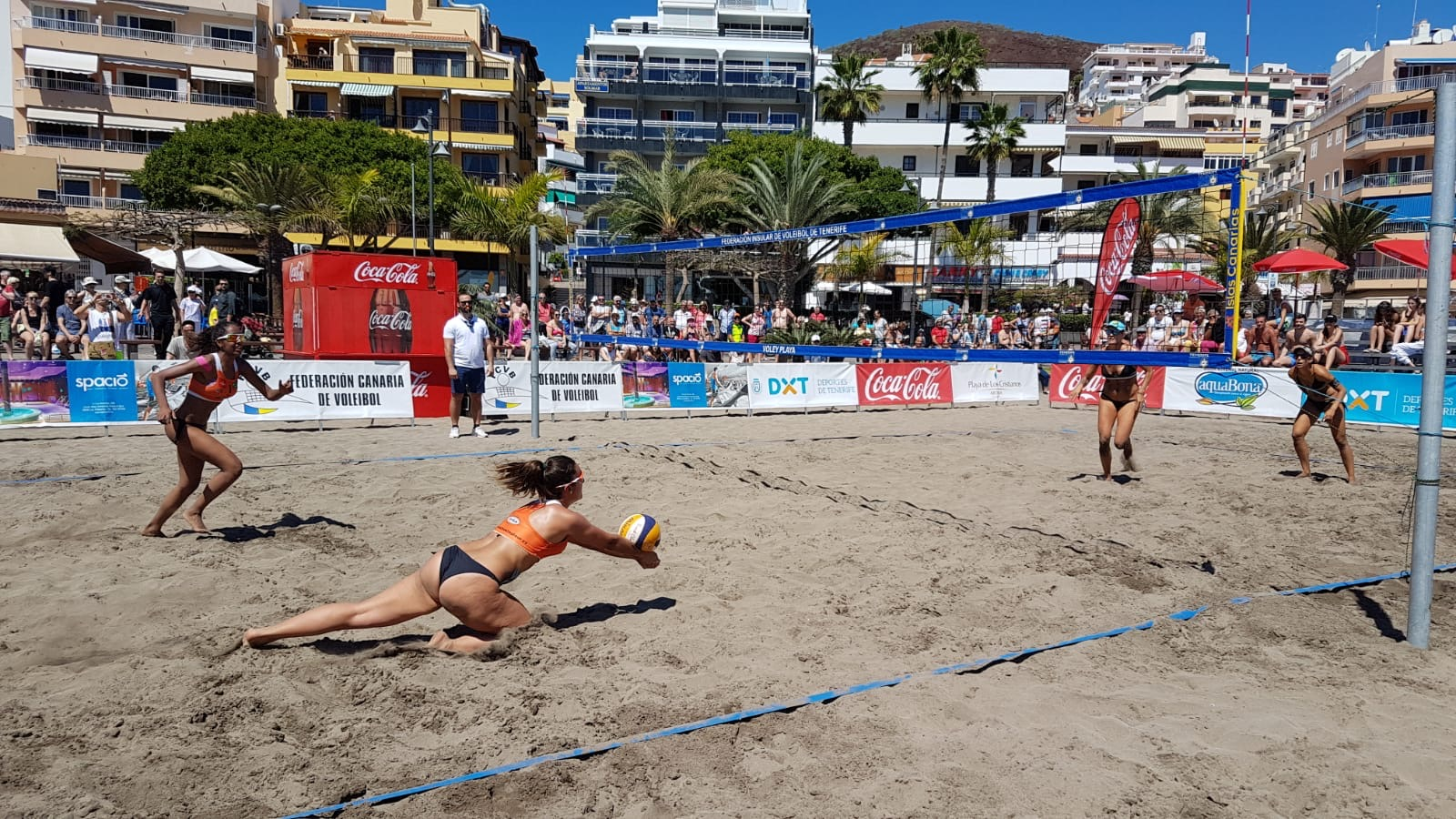 CURSO DE TÉCNICO DE VOLEY PLAYA ¡¡INSCRIBETE¡¡